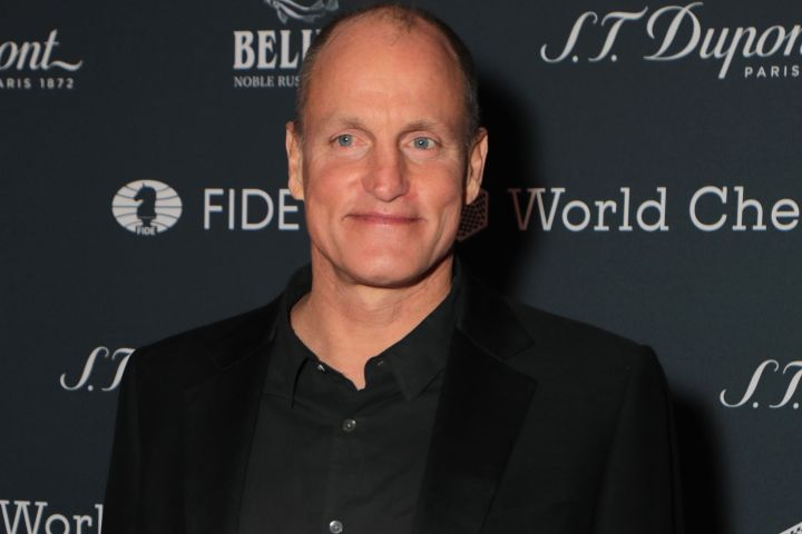 Woody Harrelson - James Shaw/REX/Shutterstock