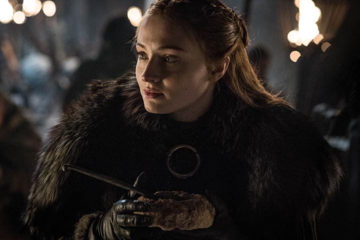 Sansa Stark (Sophia Turner). Photo: HBO