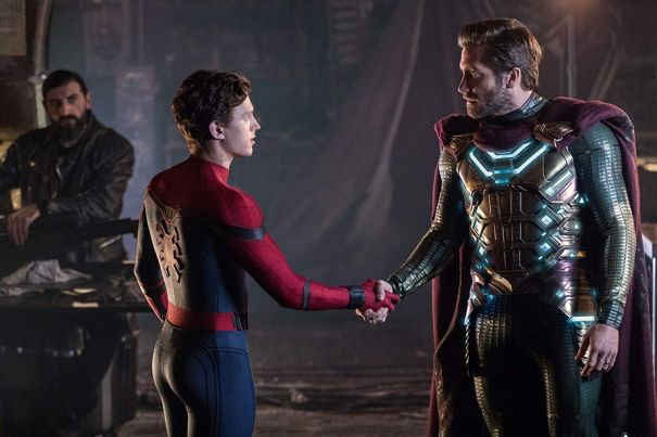 'Spider-Man: Far From Home'