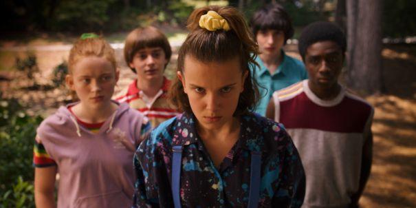 'Stranger Things' - Season Premiere