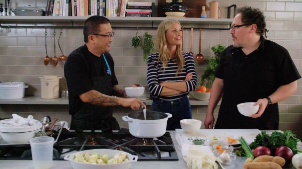 'The Chef Show'