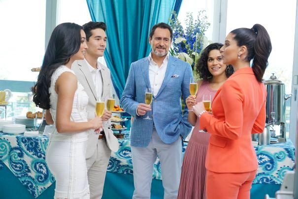'Grand Hotel' - Series Premiere