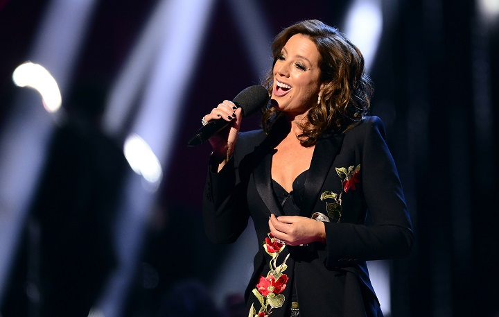 Sarah McLachlan will sing Canada's national anthem on Thursday as the Toronto Raptors attempt to win their first NBA championship.