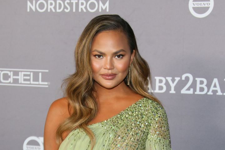 Chrissy Teigen. Photo: Getty Images