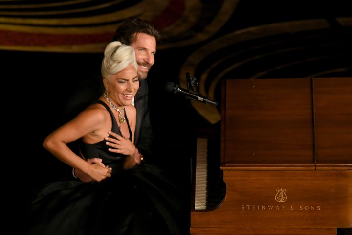 Lady Gaga and Bradley Cooper - Getty Images