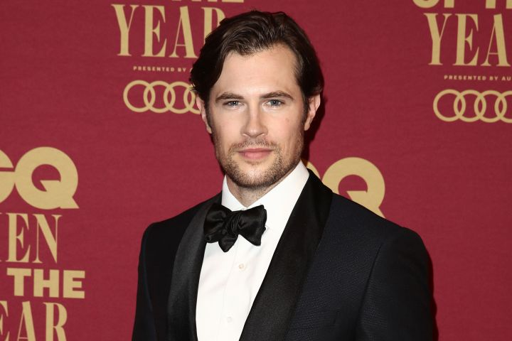 David Berry. Photo by Brendon Thorne/Getty Images for GQ Australia