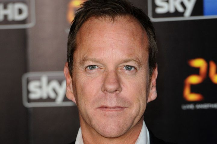 Kiefer Sutherland has spoken out against an op-ed from Ontario Social Services Minister Lisa MacLeod that references his grandfather, Tommy Douglas.