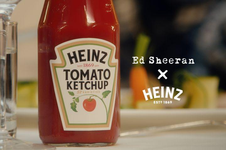 Credit: Heinz Ketchup