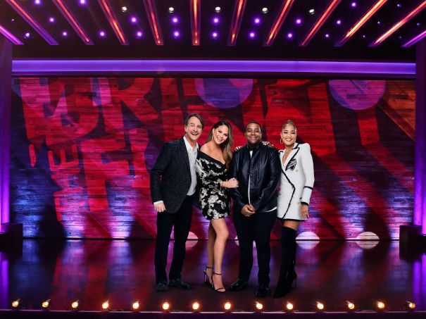 'Bring The Funny' - Series Premiere
