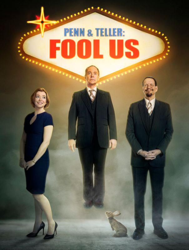'Penn & Teller: Fool Us' - Season Premiere