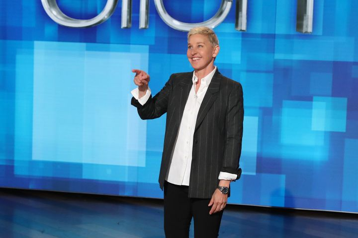 Ellen DeGeneres. Photo: Michael Rozman/Warner Bros.