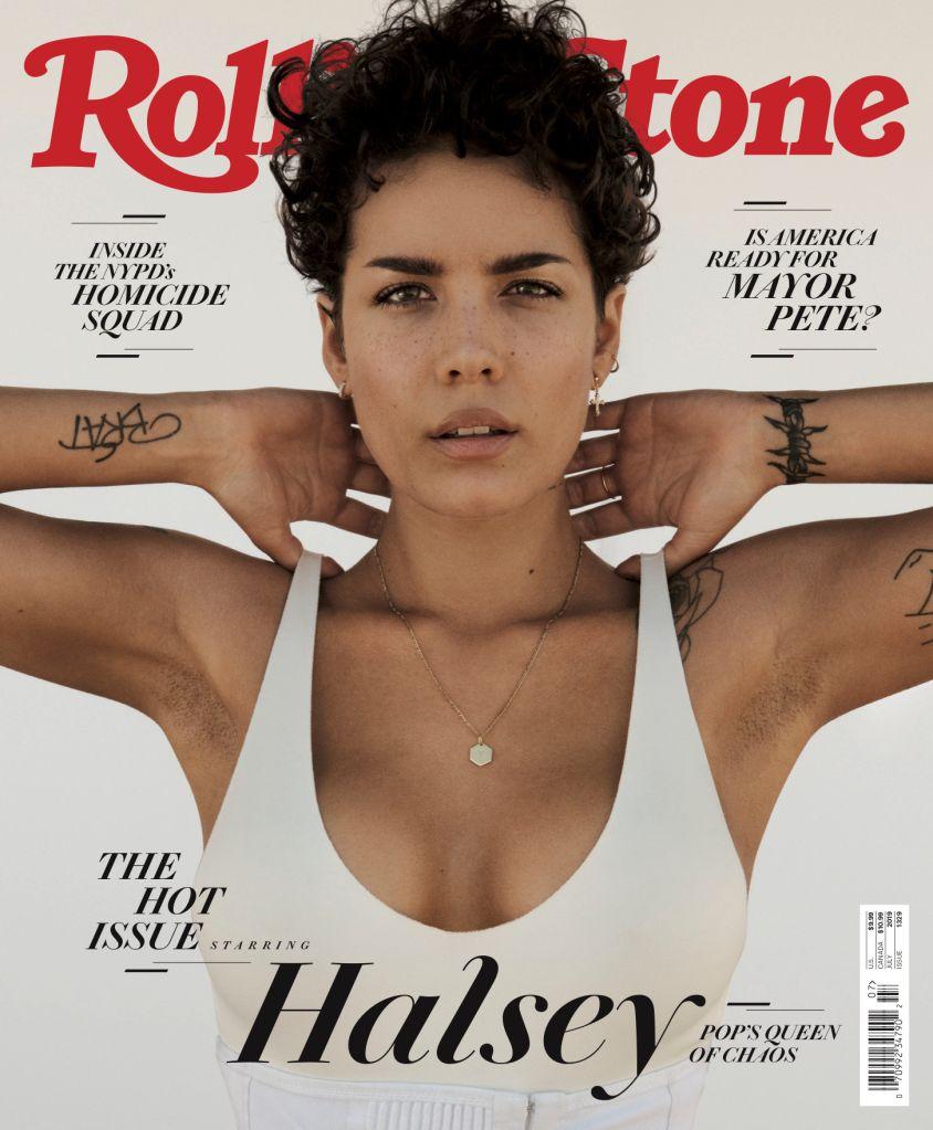 Halsey. Photo: Paola Kudacki for Rolling Stone