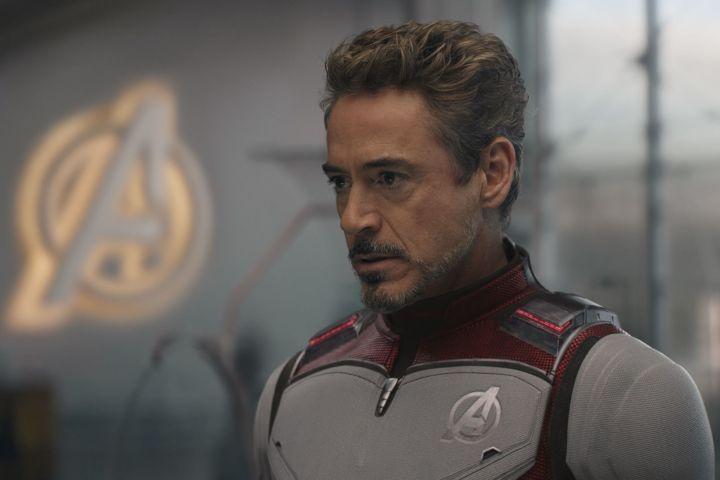 Robert Downey Jr. - Marvel/Disney/Kobal/Shutterstock