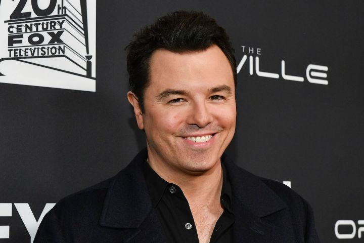 Seth MacFarlane. Photo: Vince/Fox/PictureGroup/Shutterstock