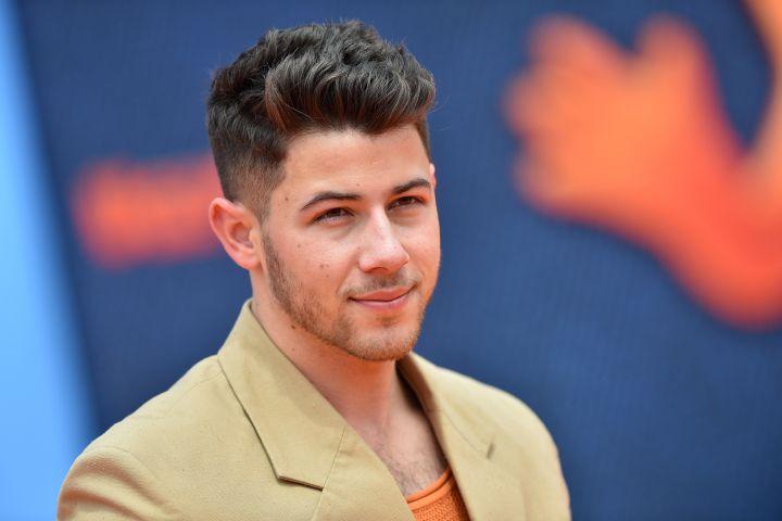 Nick Jonas- Shutterstock