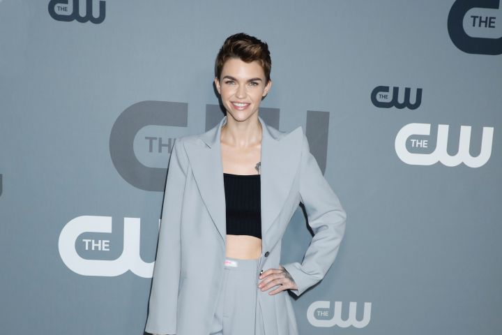 Ruby Rose - Gregory Pace/Shutterstock