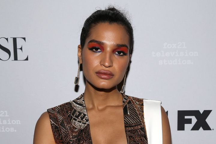 Mandatory Credit: Photo by Soul Brother/Variety/Shutterstock (10281465ap) Indya Moore 'Pose' TV show season two premiere, Arrivals, Paris Theater, New York, USA - 05 Jun 2019
