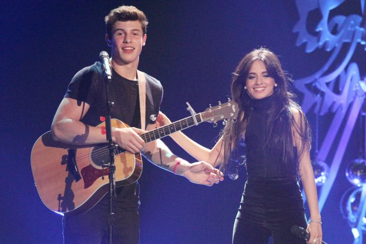 Shawn Mendes and Camila Cabello -  Matt Baron/Shutterstock