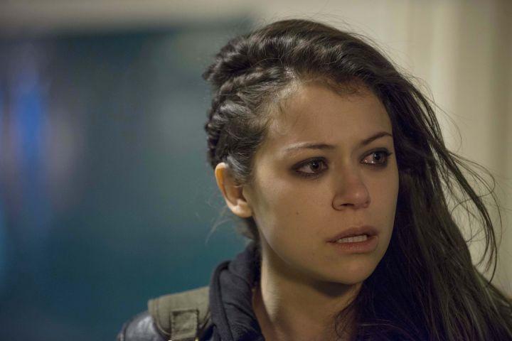 "Tatiana Maslany in ""Orphan Black"". Photo: BBC America/Kobal/Shutterstock"