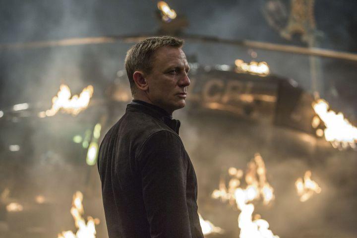 Daniel Craig as James Bond. Photo: Columbia/Eon/Danjaq/Mgm/Kobal/Shutterstock