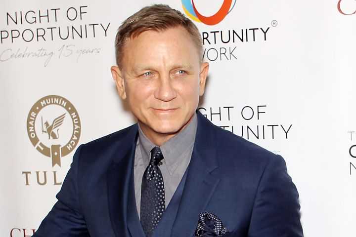 Daniel Craig - Marion Curtis/Starpix/Shutterstock