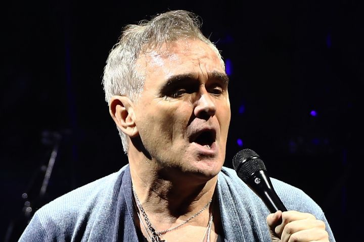 Morrissey. Photo: Liliana Ampudia Mendez/Shutterstock