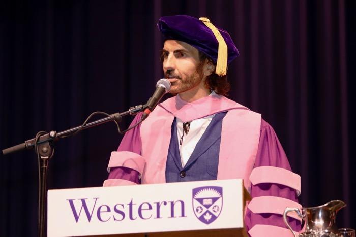 Stephan Moccio - Western University