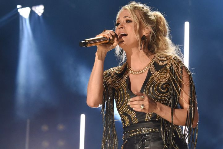 Carrie Underwood. Photo by AFF-USA/Shutterstock