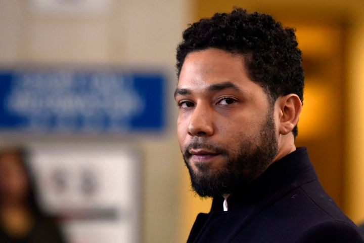 Jussie Smollett. Photo: AP Photo/Paul Beaty, File