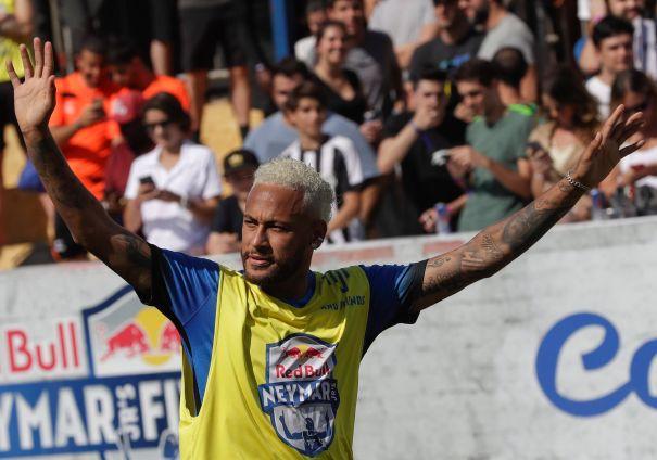 9. Neymar Jr.