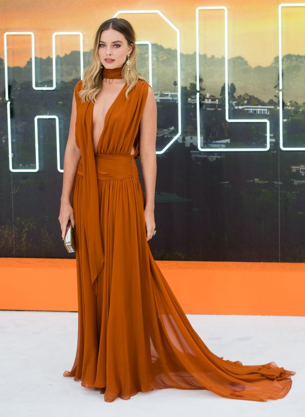 2019: 'Once Upon A Time In Hollywood' UK Premiere