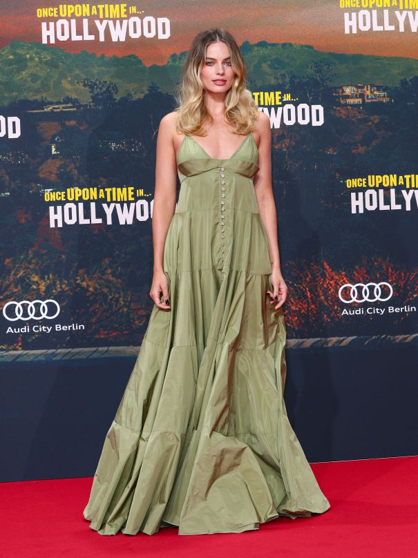 2019: 'Once Upon A Time In Hollywood' Berlin Premiere