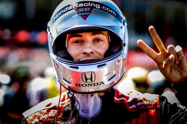 Shawn Gritzmacher/IndyCar