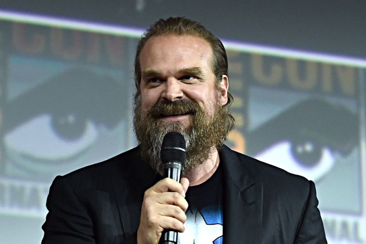 David Harbour - Alberto E. Rodriguez/Getty Images for Disney
