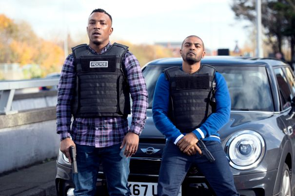 'Bulletproof' - Series Premiere