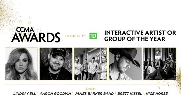 Interactive Artist or Group of the Year