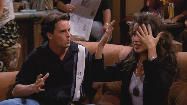The One Where He Breaks Up With Janice