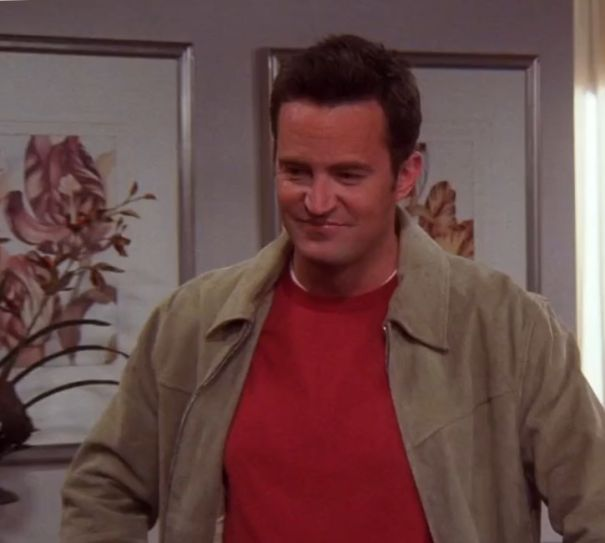 The One Where Chandler And Monica Get A New Neighbour