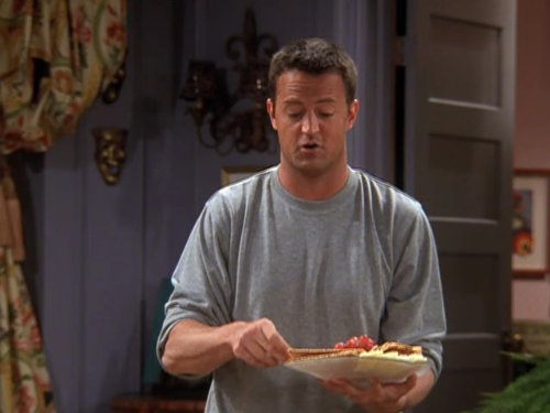 The One Where Chandler Goes Into Advertising