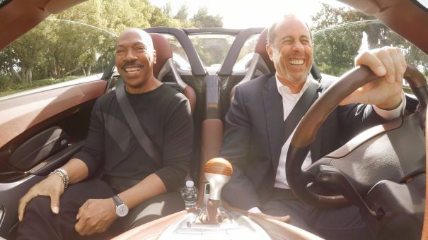 'Comedians in Cars Getting Coffee' - Season Premiere