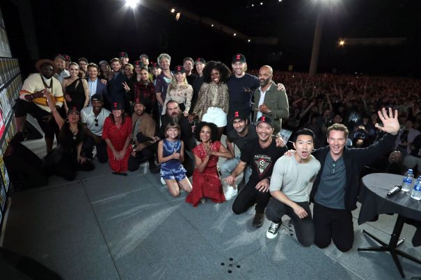 Marvel Studios' Panel