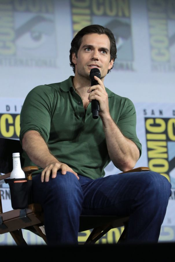 Henry Cavill Talks 'The Witcher' At Comic-Con