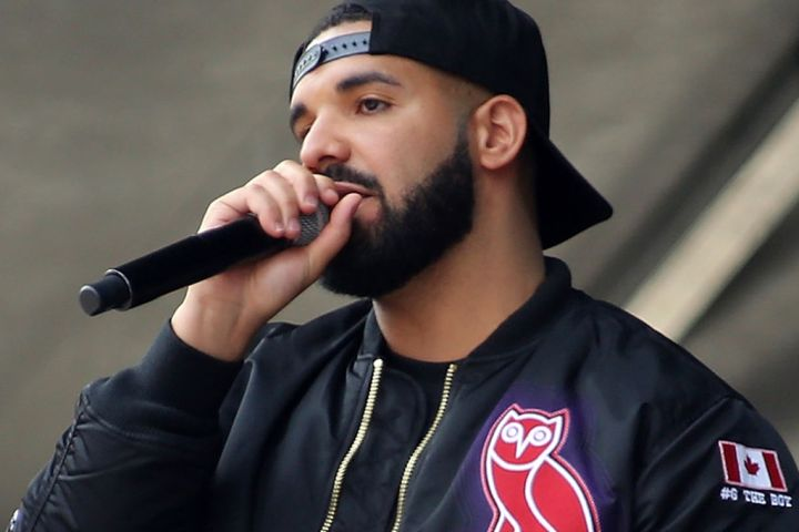 Drake. Photo: Isaiah Trickey/Getty Images