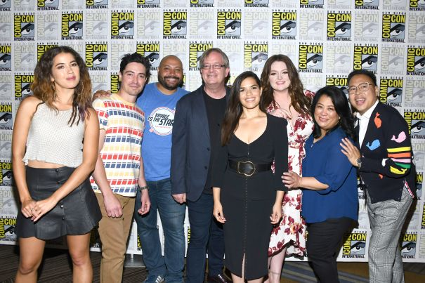 'Superstore' At Comic-Con