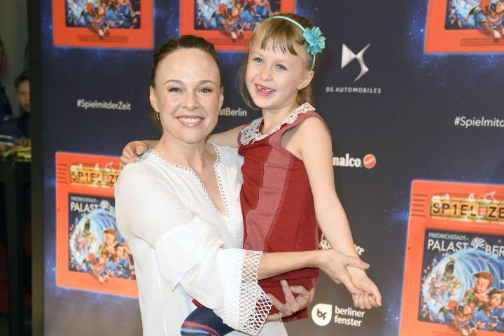 Tami Stronach and Maya Steinbruner. Photo by Tristar Media/WireImage