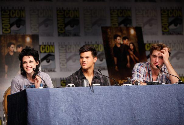 'Twilight' Invades Comic-Con