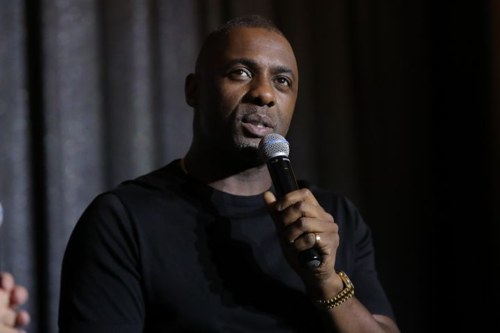 Mandatory Credit: Photo by Chelsea Lauren/Variety/Shutterstock (10129238m) Idris Elba Netflix 'Turn Up Charlie' For Your Consideration Event, Los Angeles, USA - 02 Mar 2019