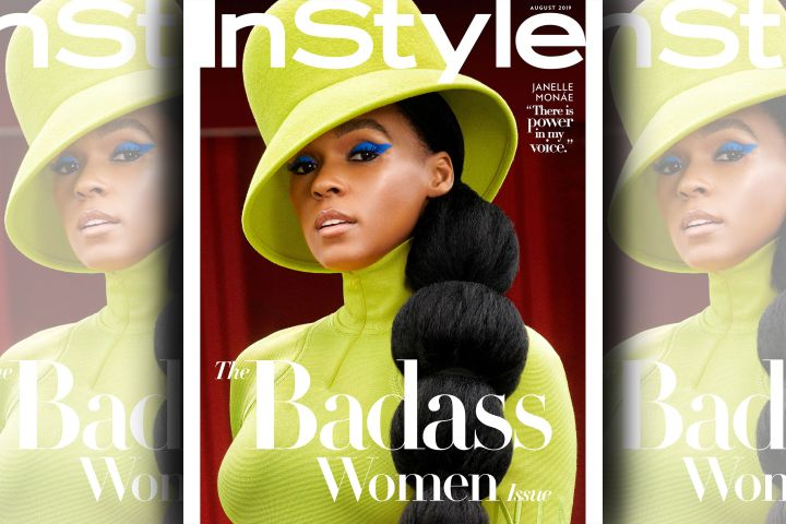 Janelle Monae. Photo: Pamela Hanson for InStyle