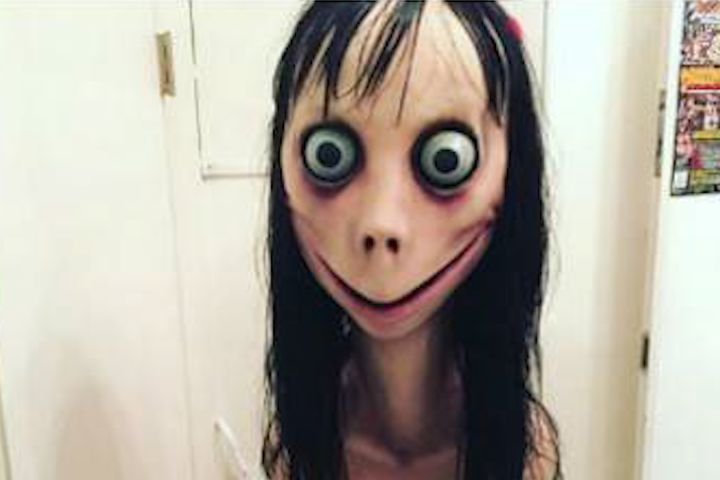 Momo, the haunting figure associated with a dangerous online challenge, will be getting its own feature-length Hollywood film.