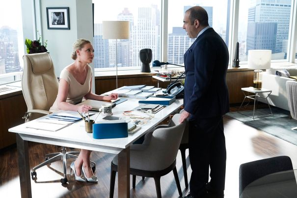 'Suits' - Season Premiere